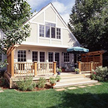 Before & After Deck Makeovers