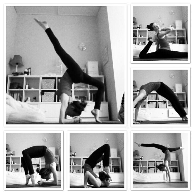 how to get splits ballet