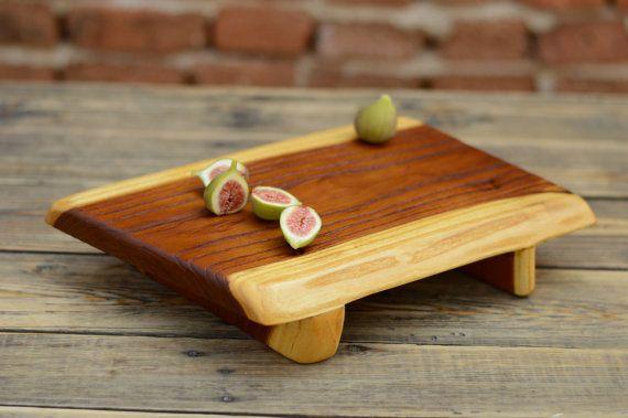 Solid Acacia Cutting Board Wooden Chopping board by WoodRestart