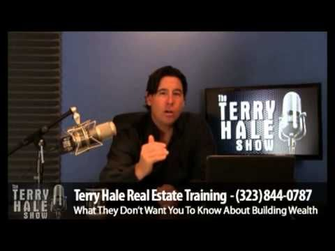 Terry Hale is a Los Angeles Real Estate Training professional, proficient in the market, who teaches real estate education techniques and tips for anyone looking to improve an existing real estate.