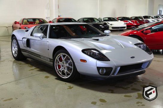 Coupe, 2005 Ford GT with 2 Door in Chatsworth, CA (91311)