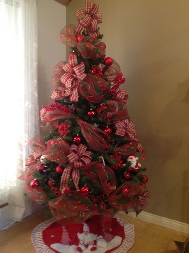 a2018352206 Adornos para árbol de navidad Casa