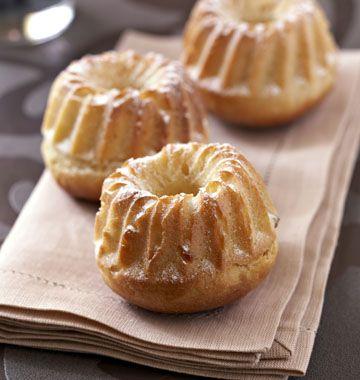 Kougelhopf alsacien (Kouglof) - les meilleures recettes de cuisine d'Ôdélices