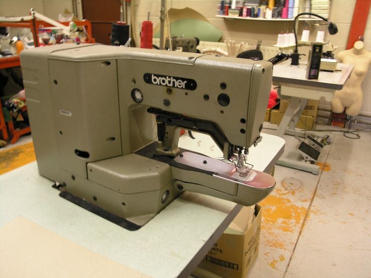 Brother 26 stitch bartack Machine