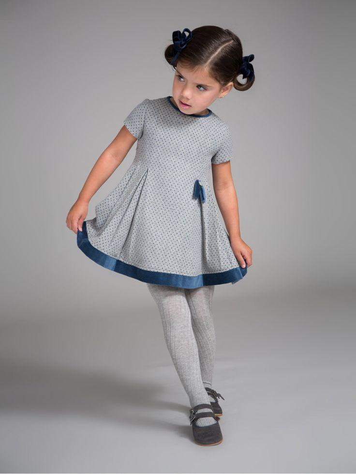 Regal Snowclouds Party Dress | Fina Ejerique | Made in Spain