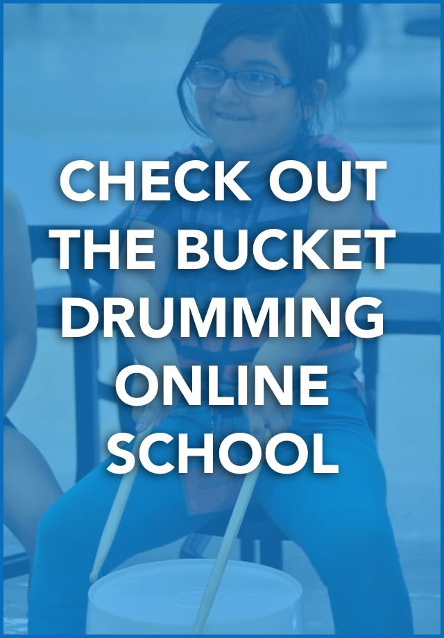 Can T Stop The Feeling By Justin Timberlake Super Easy Bucket Drum Cover Bucket Drumming Drum Lessons Fun Songs