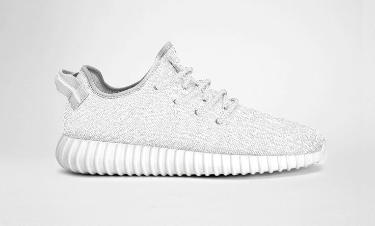 Yeezy All White
