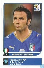 Image result for 2010 panini italy pazzini