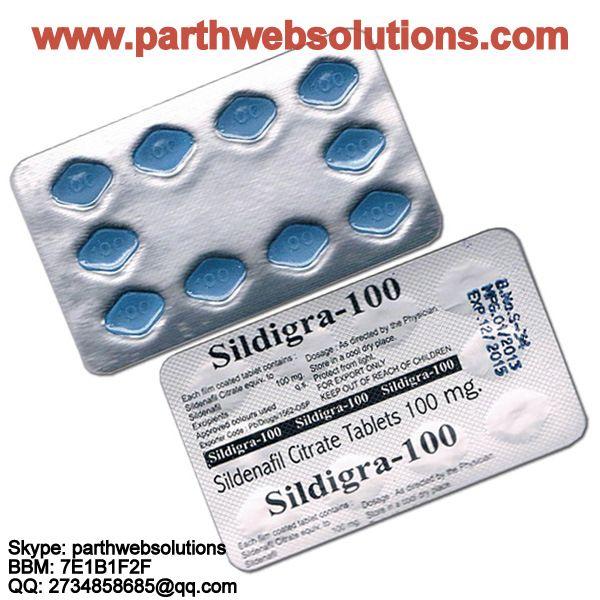 Sildigra 100 mg (Sildenafil Citrate)