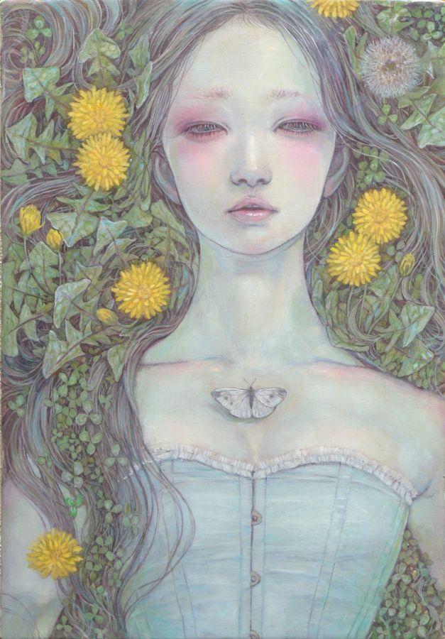 平野実穂MihoHiranoー花鳥風月The Beauties of Natureー on Strikingly