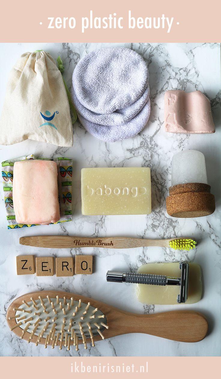 Ook de badkamer vergroenen is niet moeilijk met deze fijne zero plastic beauty producten. In deze blogpost laat ik je mijn persoonlijke favorieten zien!