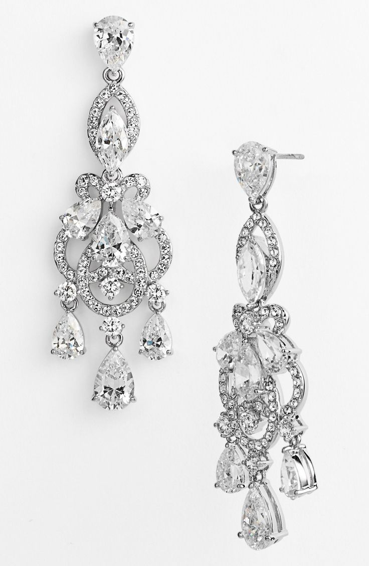 33 best nadri images on pinterest jewelry accessories jewel box glittering pav crystals and stunningly clear stones brighten these elegant chandelier earrings nadrijewelry arubaitofo Images