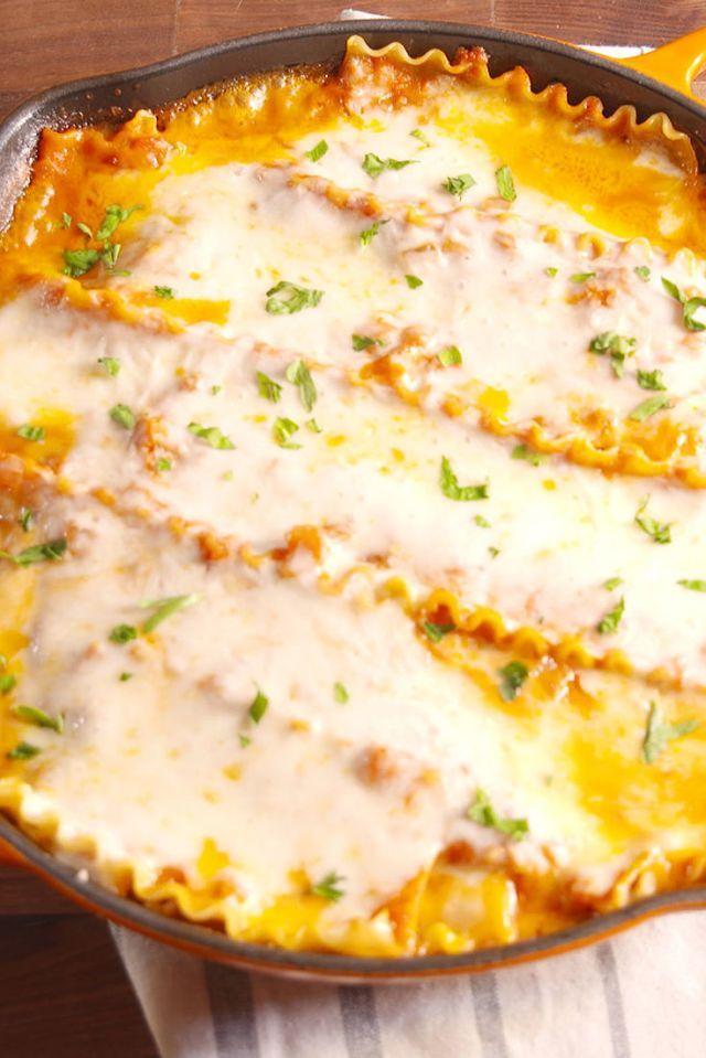 Lasagna alla Vodka  - Delish.com