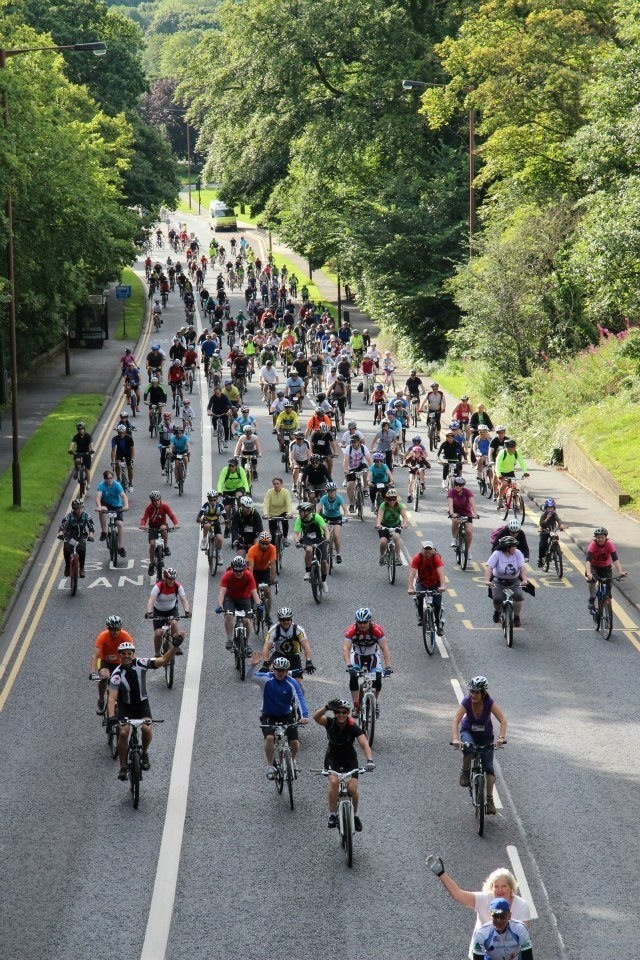 Durham Big Ride - a great family day out