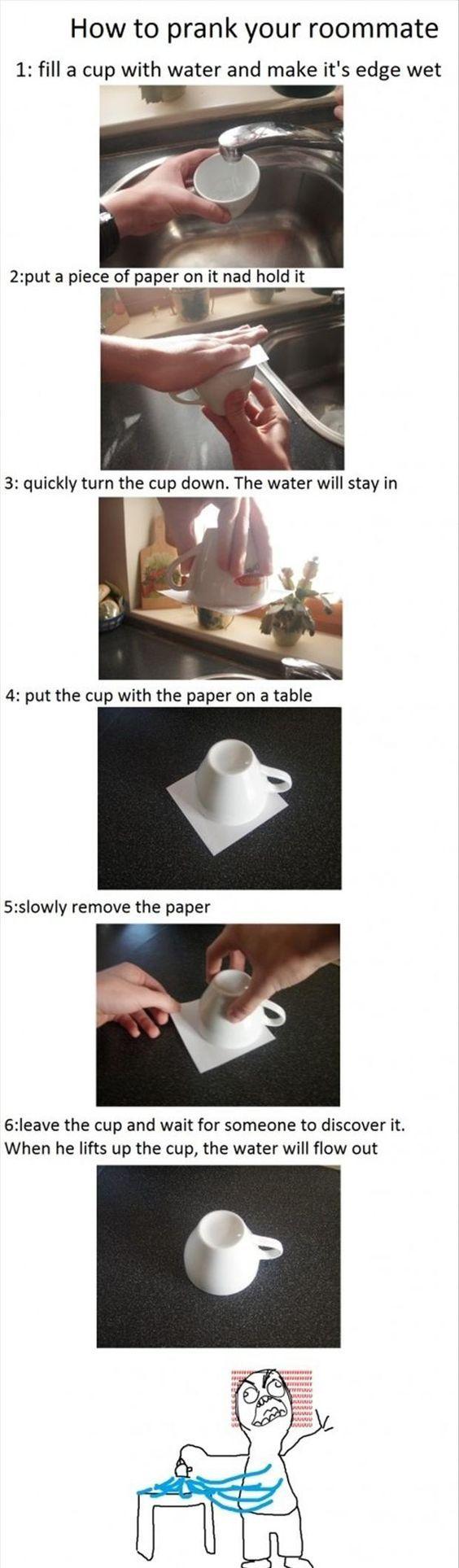 prank ideas
