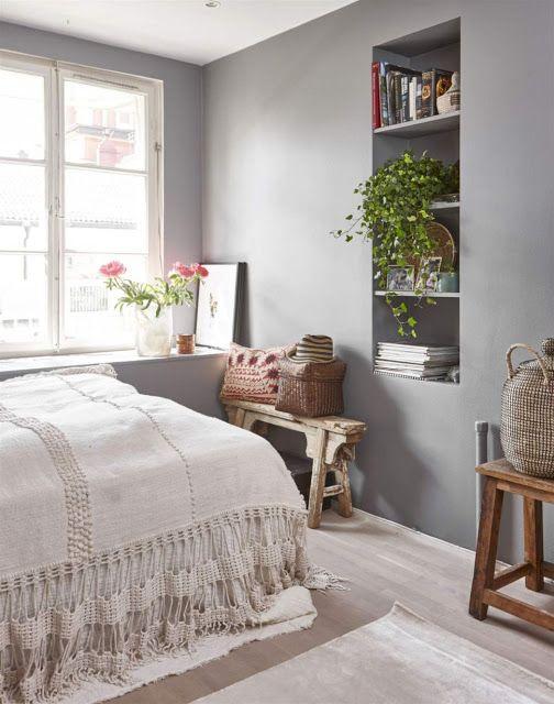 VM designblogg: Mποέμ Διαμέρισμα στη Σουηδία