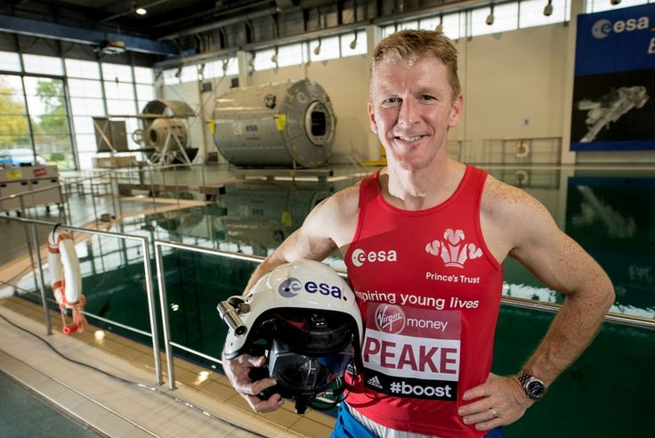 Breaking news: Astronaut  Tim Peake is running the Digital Virgin Money London Marathon from space on 24th April to raise awareness of our amazing charity.   Fancy joining him? Although we can't send you to space, you can join #TeamAstronaut on the ground.