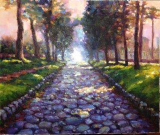 Old Appian Way | Elena Jero
