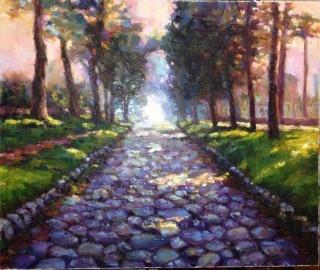 Old Appian Way | Elena Jero