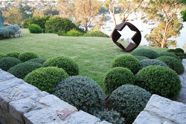 Secret Gardens Sydney clipped balls