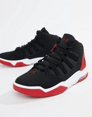 super popular 18de0 a7590 Nike Jordan Max Aura Trainers In Black AQ9084-023