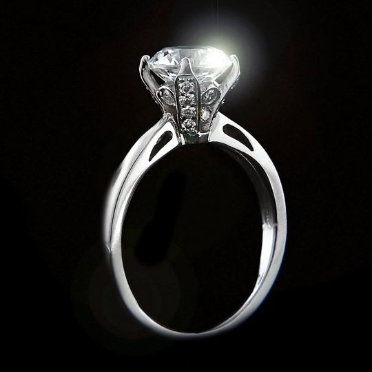 hipster engagement rings - photo #14