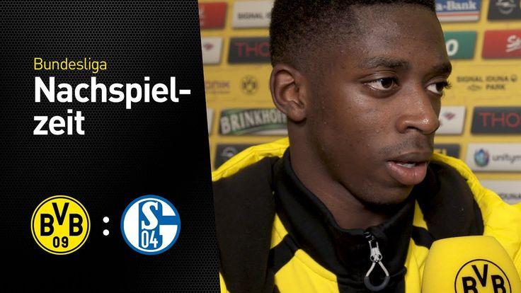 Ousmane Dembélé nach dem Revierderby | BVB - FC Schalke 04 0:0