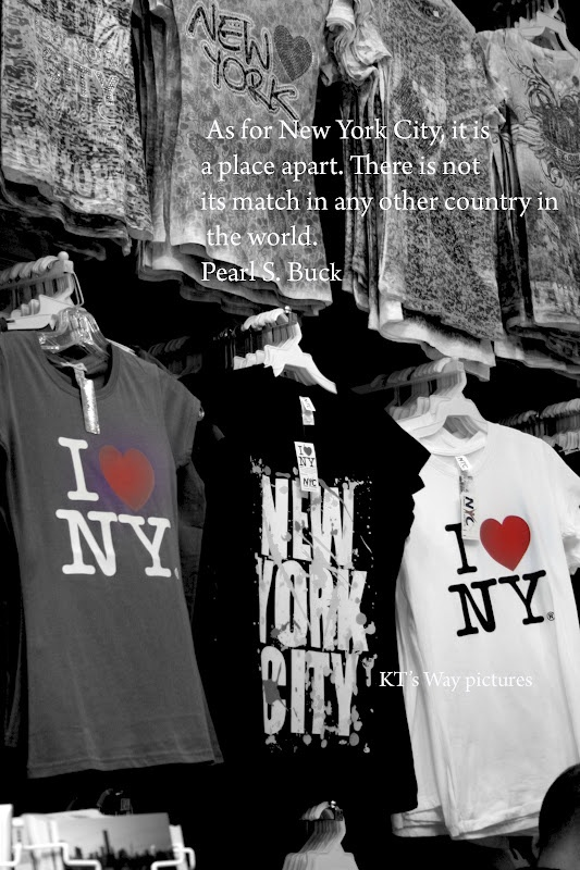 KT's Way: New York