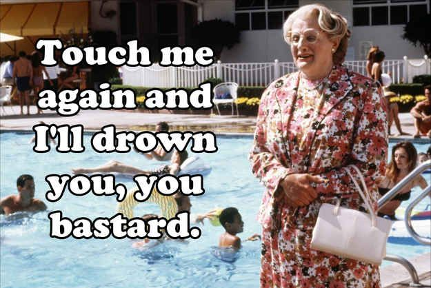 20 Euphegenia Doubtfire Quotes To Celebrate The 20th Anniversary Of 'Mrs. Doubtfire'
