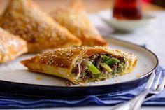 Pırasalı Börek | Beyaz Fırın Blog