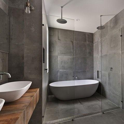 Bilderesultat for badekar og dusj