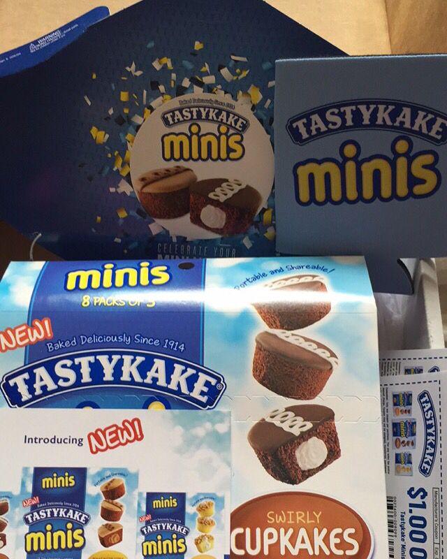#TastyKakeMiniWins