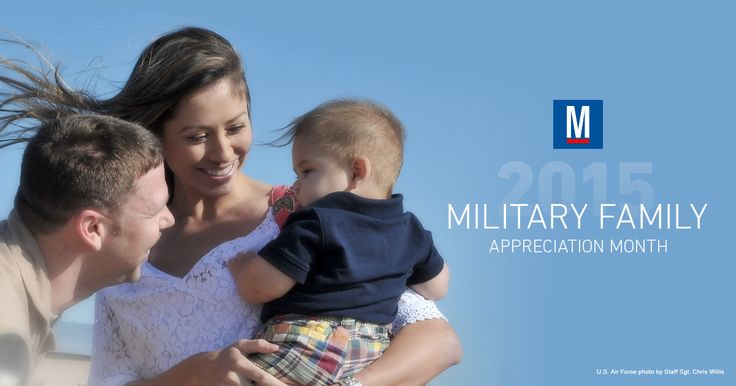 During Military Family Appreciation Month, we pause to recognize the commitment, sacrifice, and support of the families of our nation's service members.