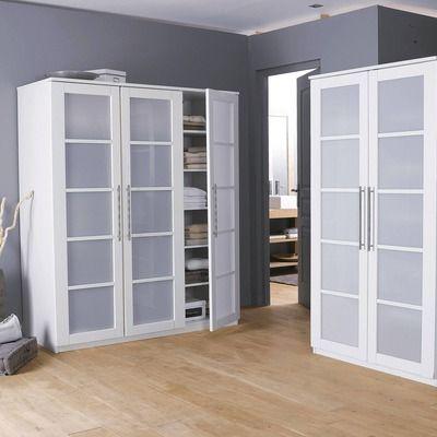 las 25 mejores ideas sobre armoire penderie pas cher en pinterest etagere pas cher idee deco. Black Bedroom Furniture Sets. Home Design Ideas
