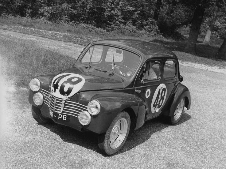 Renault 4CV 24h du Mans   Auto Forever