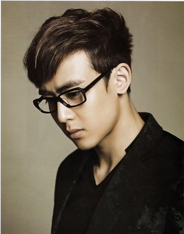 Korean Boys Hairstyle Men S Fashion Pinterest Korean