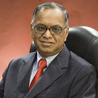"N.R. Narayana Murthy the Founder & Chairman Emeritus of Infosys. He was awarded by Padma Shri in year 2000.  Books ""A Better India: A Better World by N. R. Narayana Murthy"" ; ""Penguin Books 2009"""