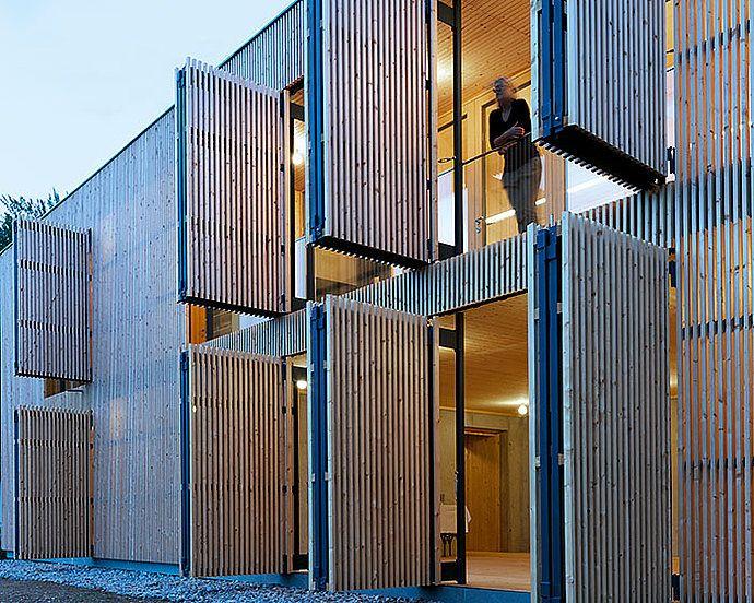 die besten 25 nachhaltige architektur ideen auf pinterest gr ner pudding moderne geb ude und. Black Bedroom Furniture Sets. Home Design Ideas