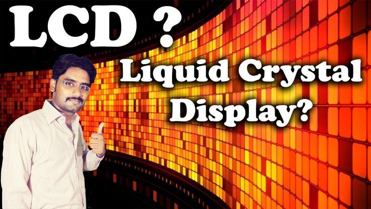 LCD | Liquid Crystal Display Detail Explained in [Hindi/Urdu]