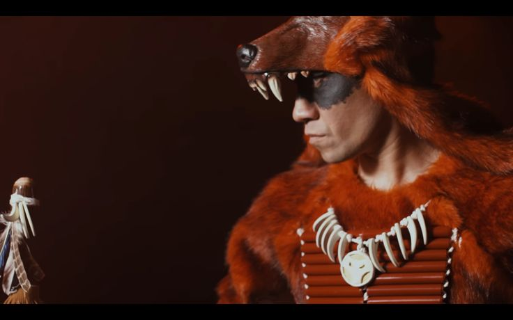 Video: Taboo Of The Black Eyed Peas Becomes Marvel's Red Wolf