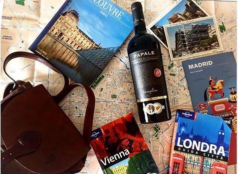 Viaggio in programma per #capodanno? A cosa state pensando? #varvaglione #vigneevini #papaleoro #viaggio