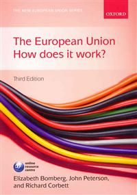 http://www.adlibris.com/se/product.aspx?isbn=0199570809 | Titel: The European Union - Författare:  - ISBN: 0199570809 - Pris: 252 kr