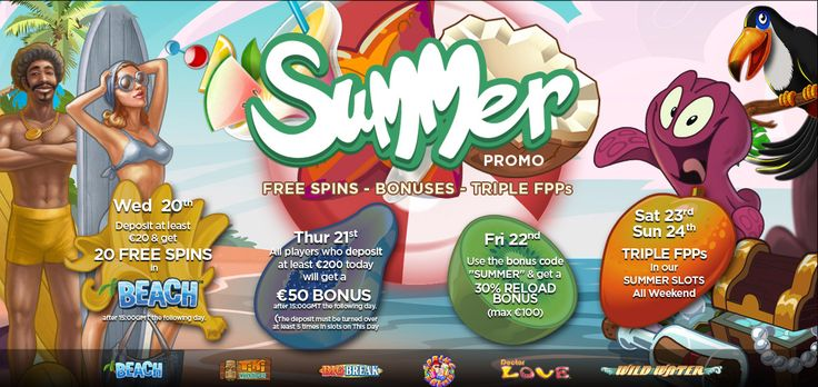 An incredible summer promotion is started at NextCasino: the summer calendar promotion is rich of free spins, bonuses and triple FPPs.  Read more here: http://bit.ly/Nextcasino_summer_calendar  #summer #calendar #casinopromo #nextcasino