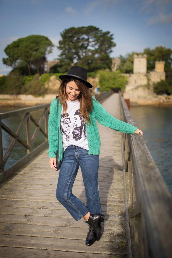 botines Saint Laurent - lifestyle blog - descalzaporelparque