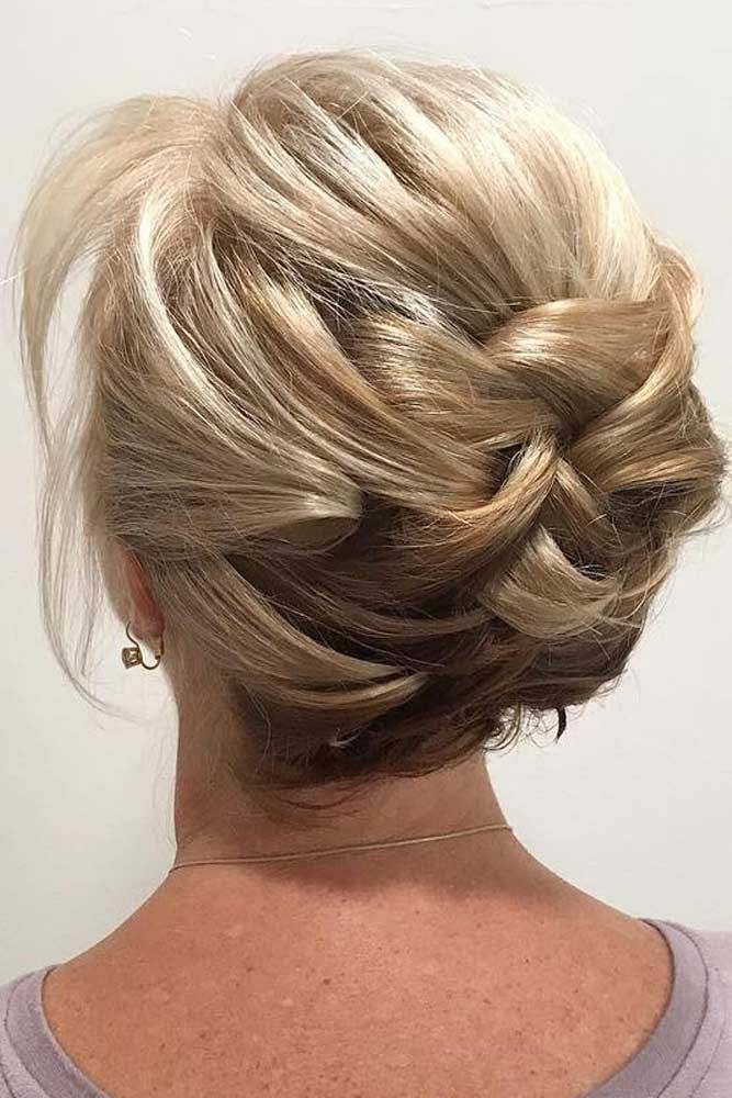 27 Short Hairstyles For A Christmas Party Lovehairstyles Com Short Hair Styles Short Hair Updo Short Haircut Styles