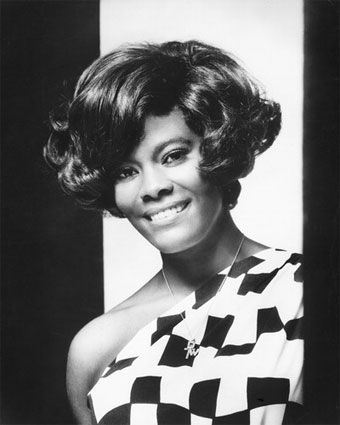 Dionne Warwick, lovely soul from the 60's.