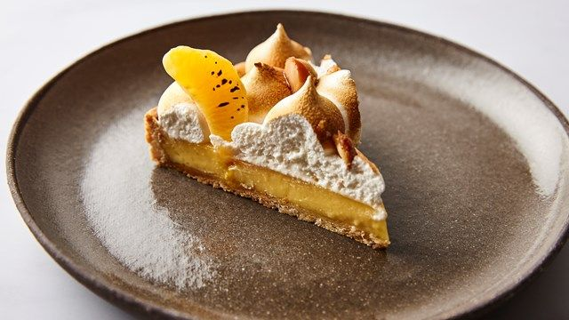 Clementine Tart Video Recipe - Great British Chefs