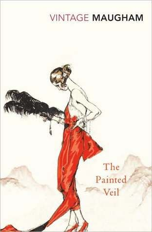 Image result for the painted veil book cover vintage