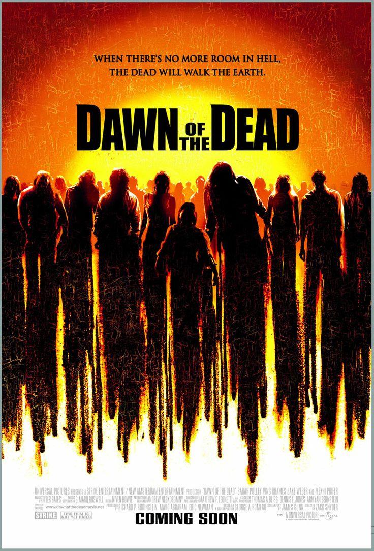Dawn of the Dead (L'armée des morts) de Zack Snyder. Ma note: 8/10.