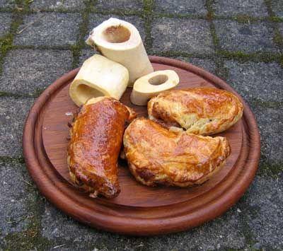 Sluberkens, Een middeleeuws recept voor pasteitjes met merg